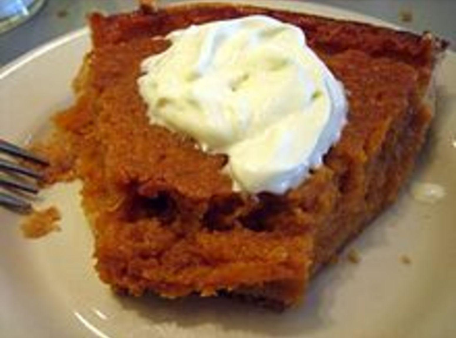 The Very Best Sweet Potato Pie - Dee Dee's Recipe