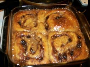 Sweet Potato Cinnamon Rolls - Dee Dee's Recipe