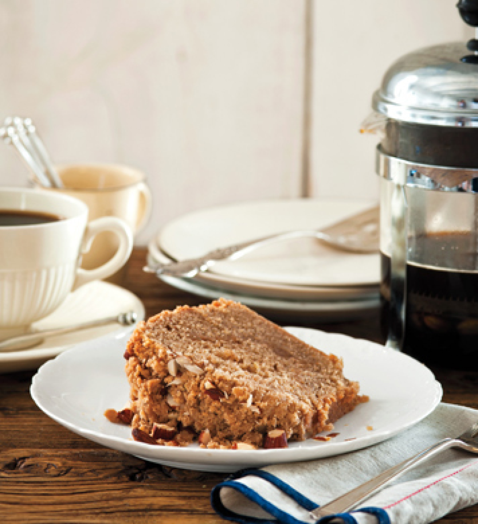 Brown Butter, Ginger, and Sour Cream Coffee Cake Recipe ...