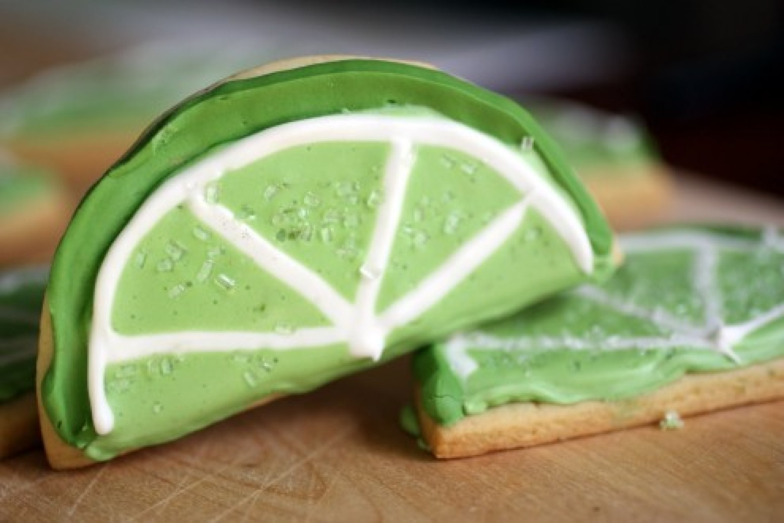 Lime sugar cookies Recipe 2 | Just A Pinch Recipes