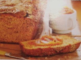 Autumn Squash Bread Recipe