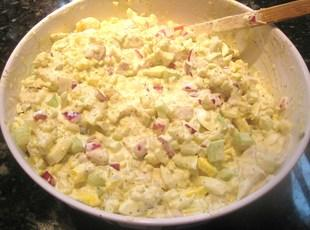Cauliflower Potato Salad (Version #2) Recipe