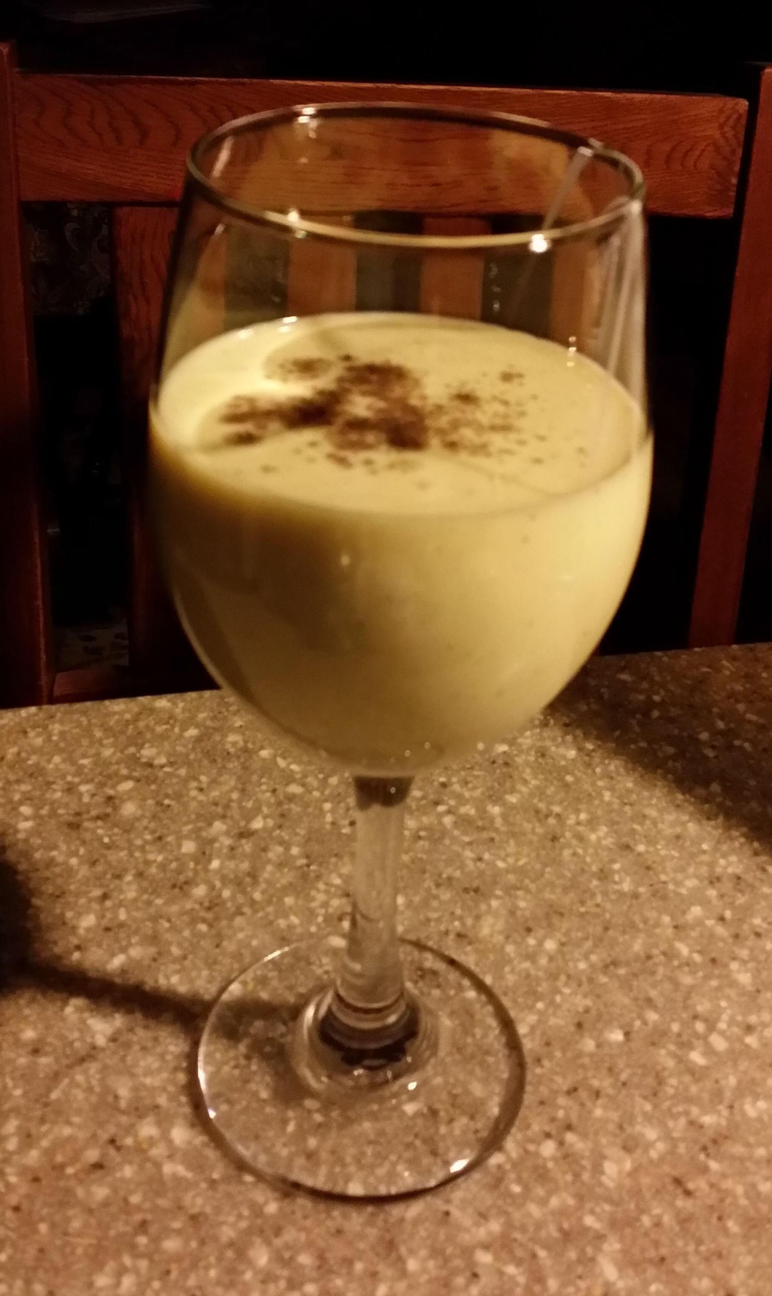 Skinny Eggnog - Quick and Easy Recipe | Just A Pinch Recipes