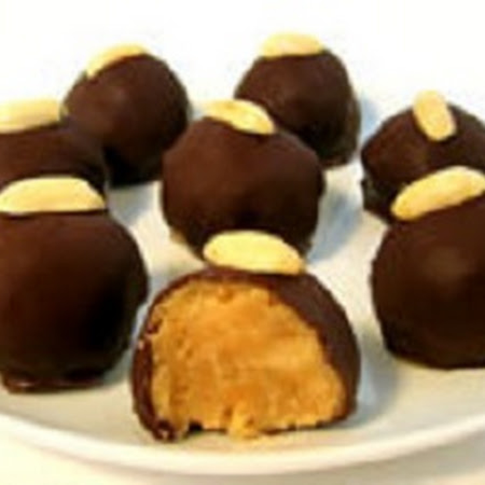 how to make peanut butter balls with just peanut butter