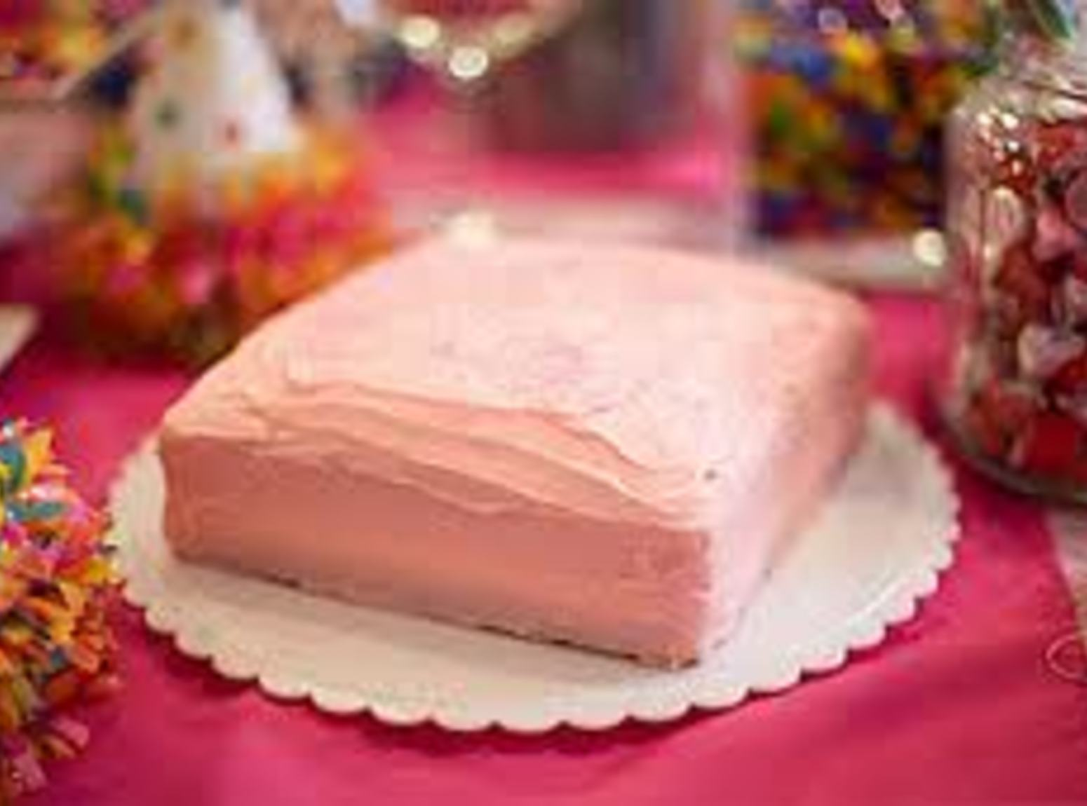 Pink Champagne Cake Images : Pink Champagne Cake Recipe Just A Pinch Recipes