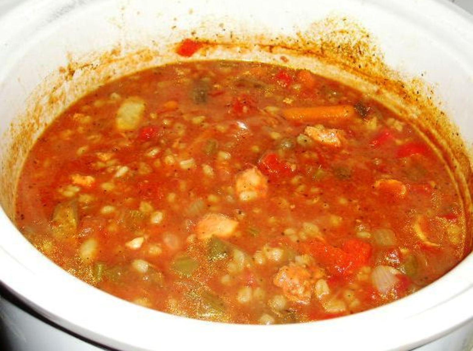 Chicken Vegetable Stew Recipe | Just A Pinch Recipes
