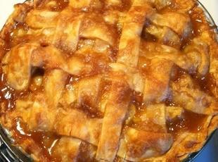 Lawdy That's Naughty Apple Pie Recipe