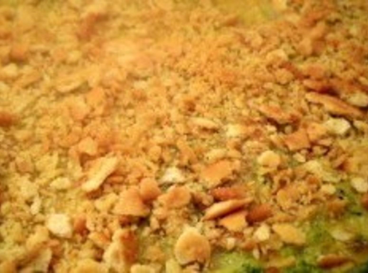 Our Lady of Lourdes Broccoli Casserole Recipe