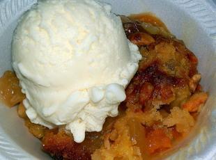 Pineapple Mandarin Orange Dump Cake Recipe