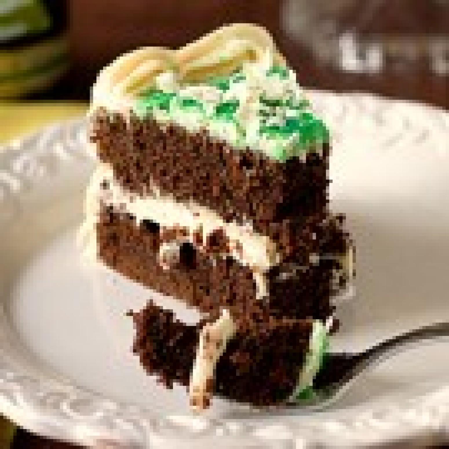 Chocolate Stout Cake with Baileys Irish Cream Cheese ...
