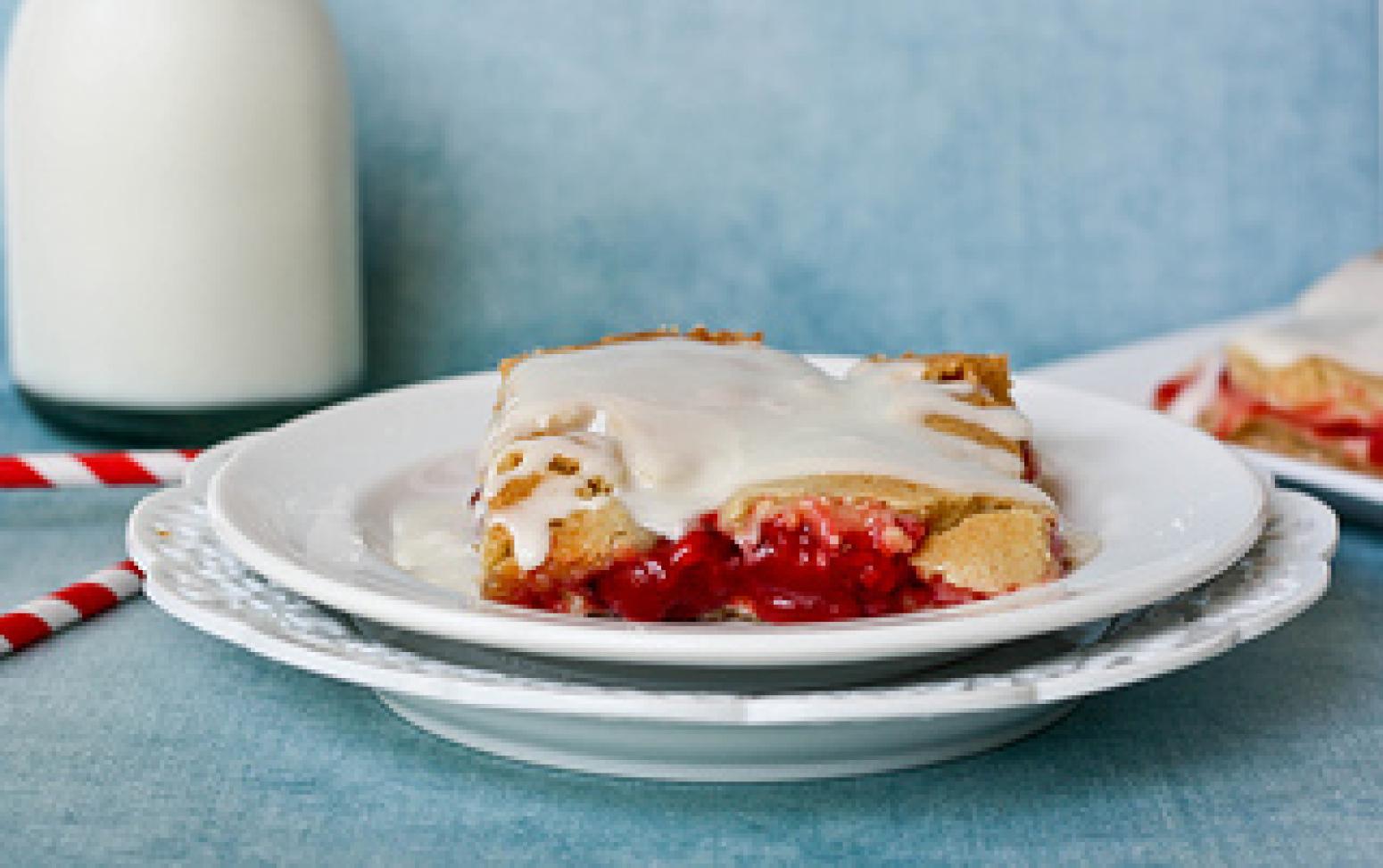 Cherry Pie Bars Recipe 16 | Just A Pinch Recipes