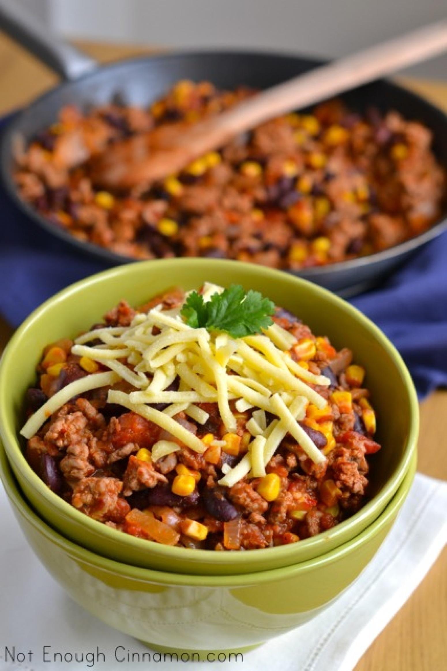 how to make original chili