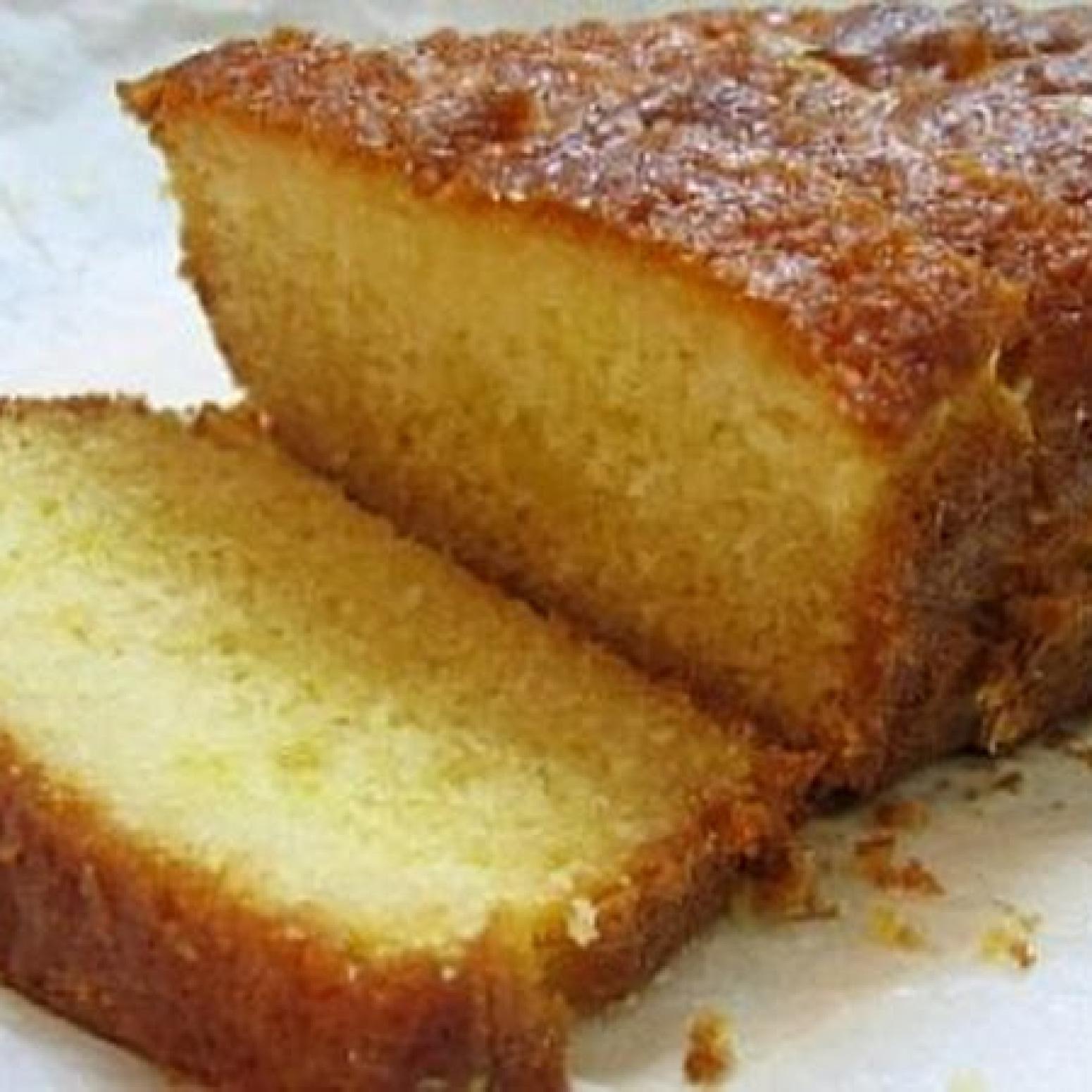 Glazed Lemon Bread Recipe 2 | Just A Pinch Recipes
