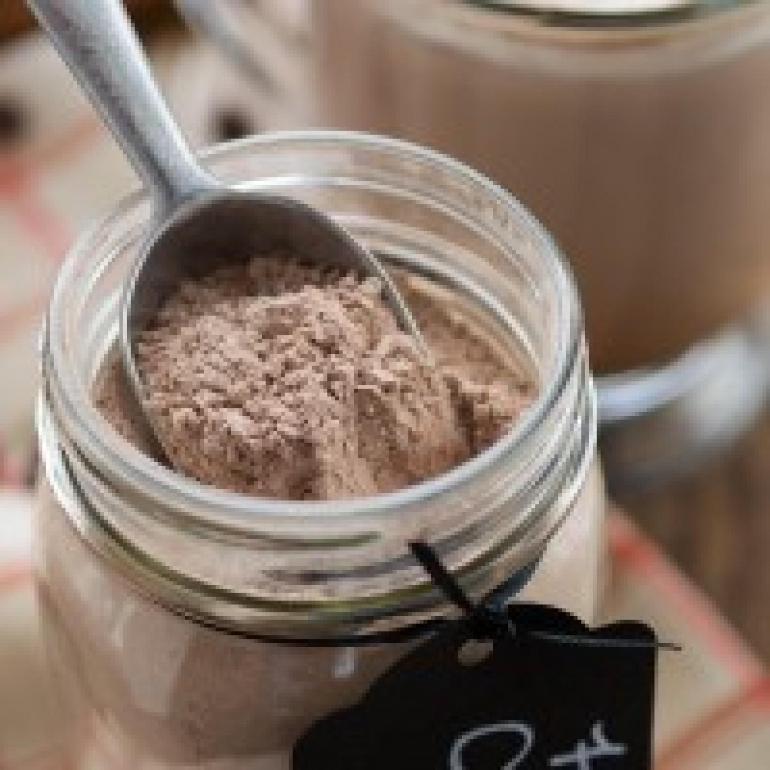Hot Chocolate Mix {Pumpkin Spice Hot Chocolate} Recipe | Just A Pinch ...