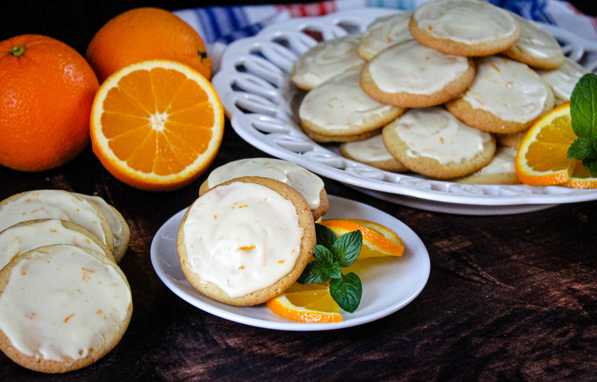 Outrageously Moist Orange Cookies Recipe