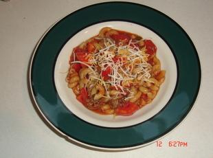 Cold Night in Minnesota Goulash Recipe