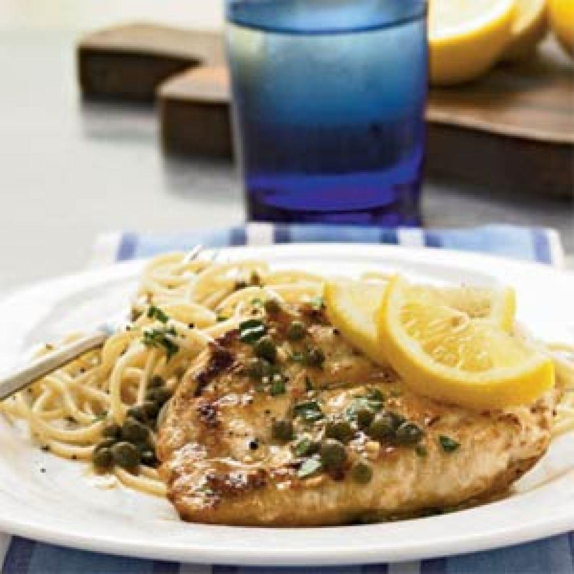 Sauted Chicken Breasts Recipe MyRecipes
