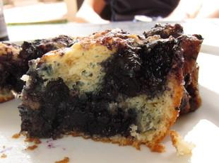 Bang'n Blueberry Coffee Cake Recipe