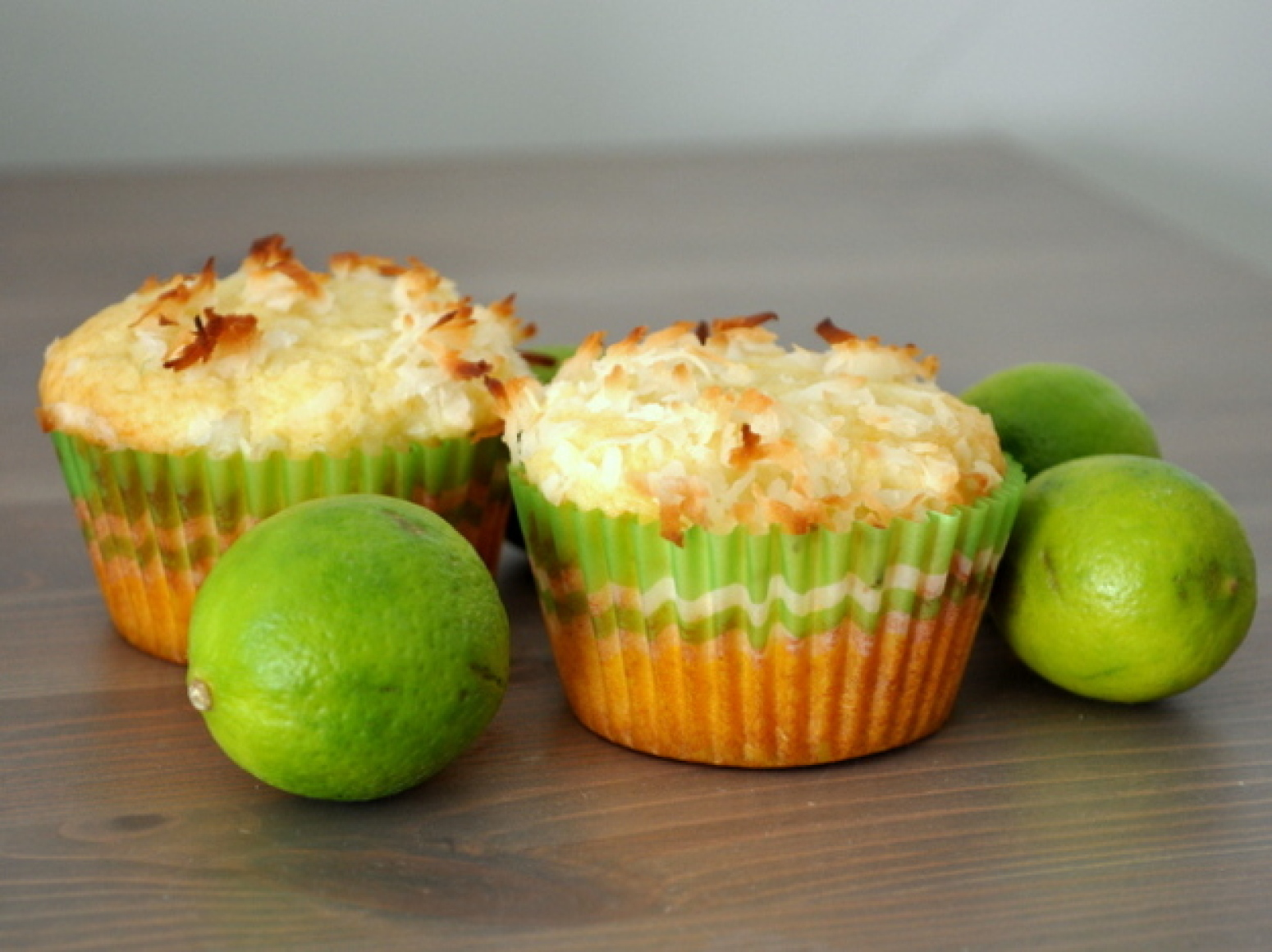 Coconut Key Lime Muffins Recipe   Just A Pinch Recipes