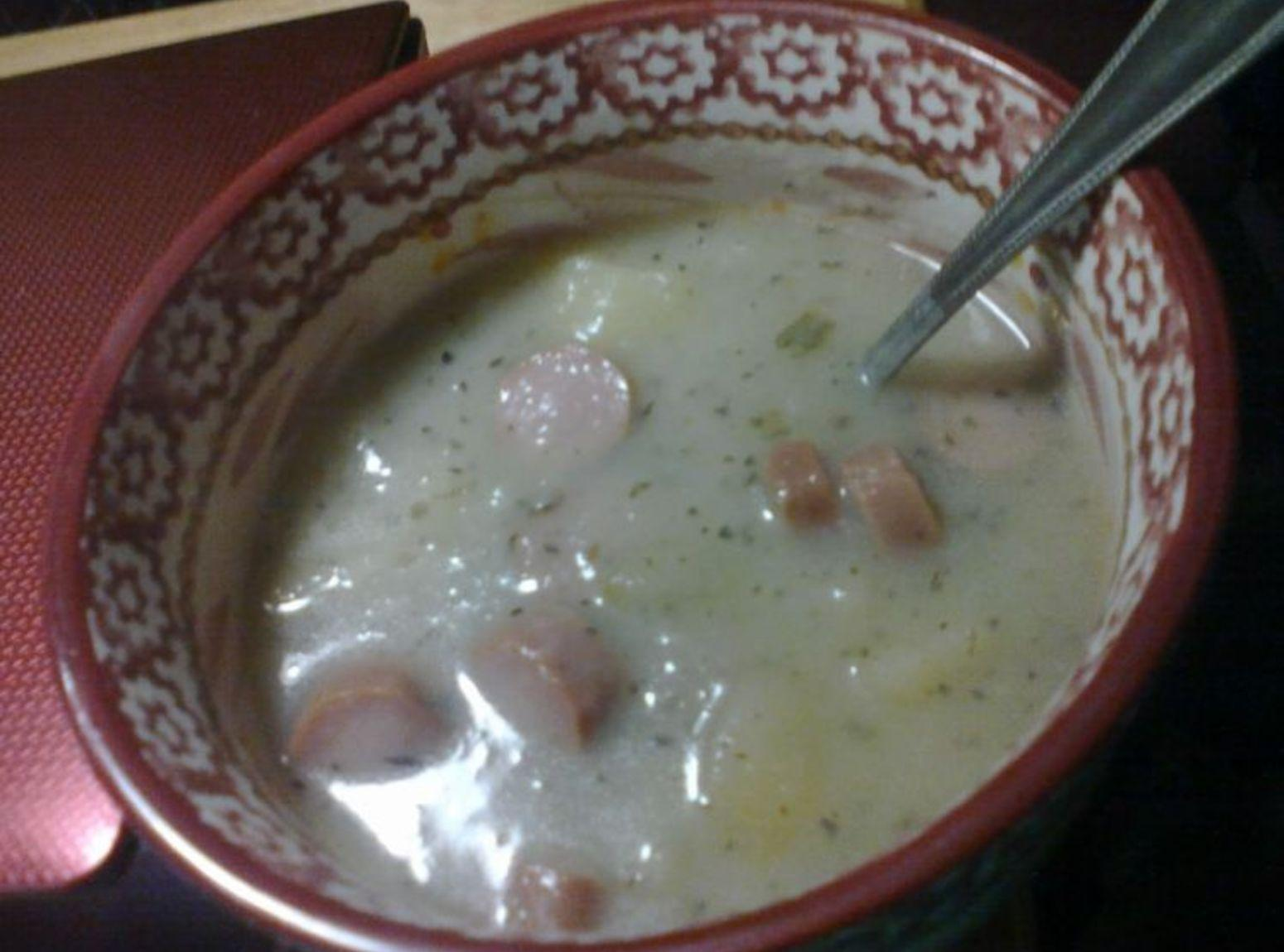 Dutch Potato Soup Recipe