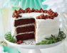 GINGERBREAD CAKE WITH BUTTERMILK FROSTING Recipe
