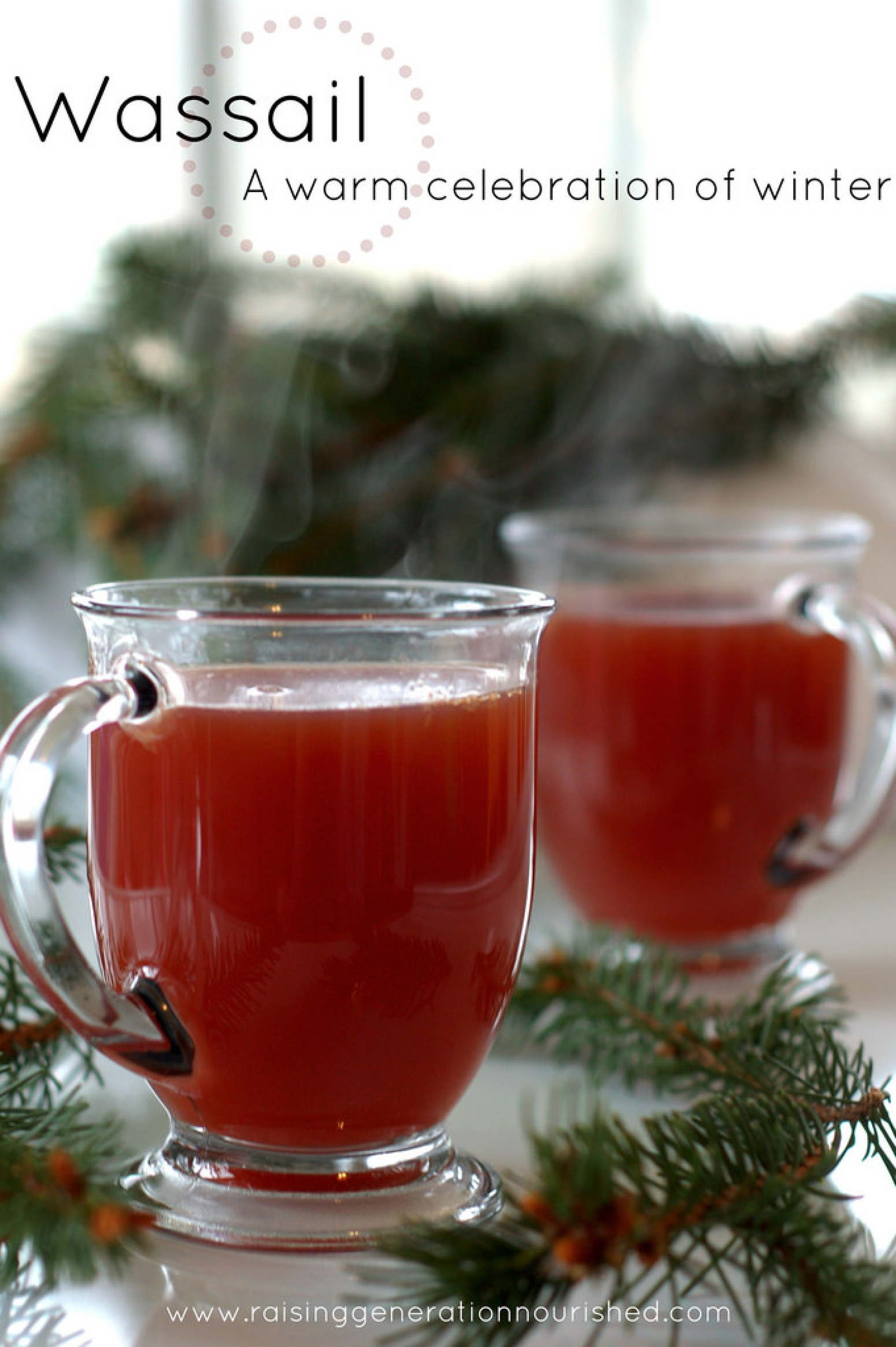 Traditional Winter Wassail Recipe | Just A Pinch Recipes
