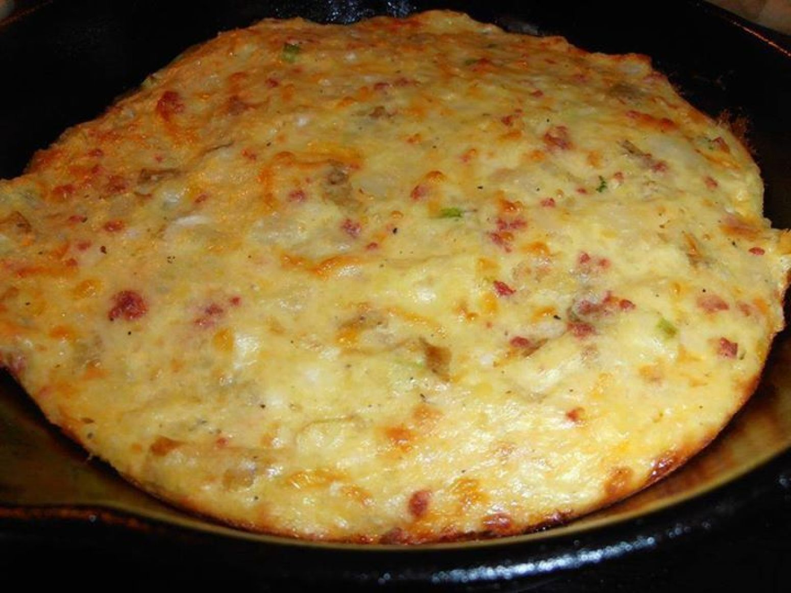 Mashed Potato Pie Recipe — Dishmaps