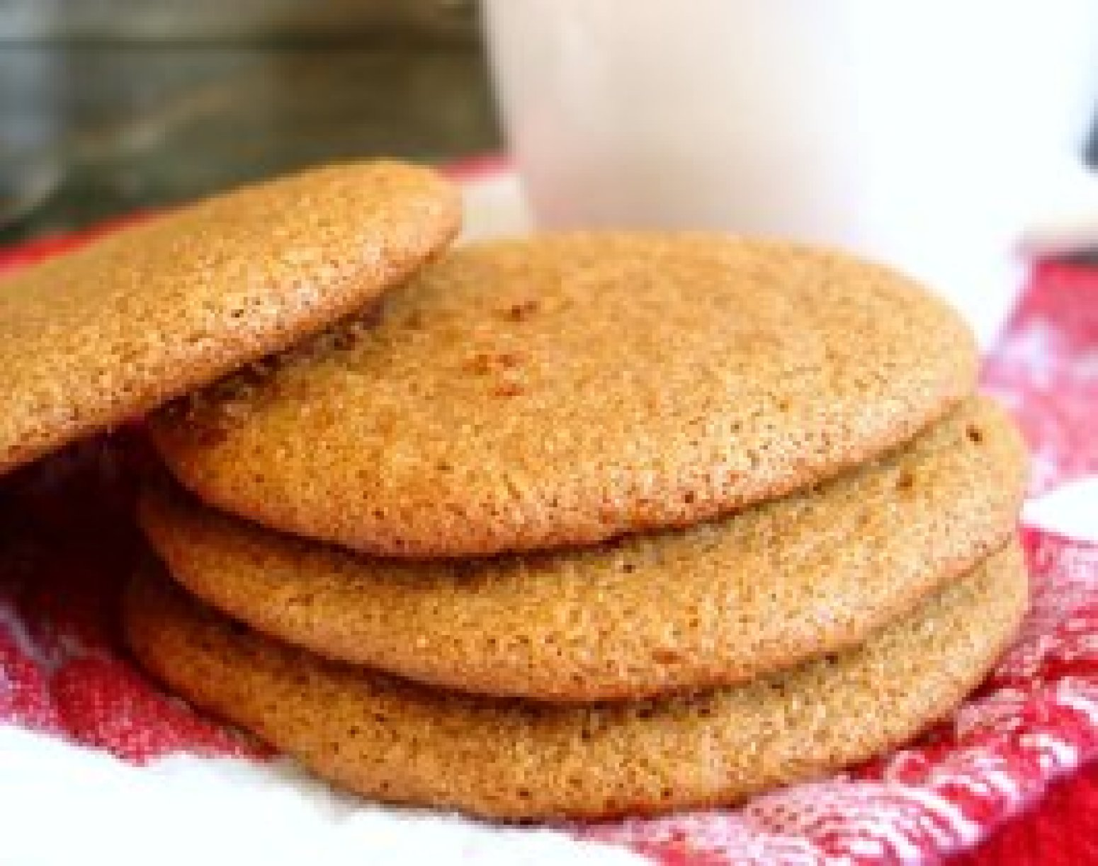 Gingersnap Cookies Recipe 6 | Just A Pinch Recipes