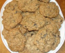 Moms Oatmeal Raisin Cookies Recipe