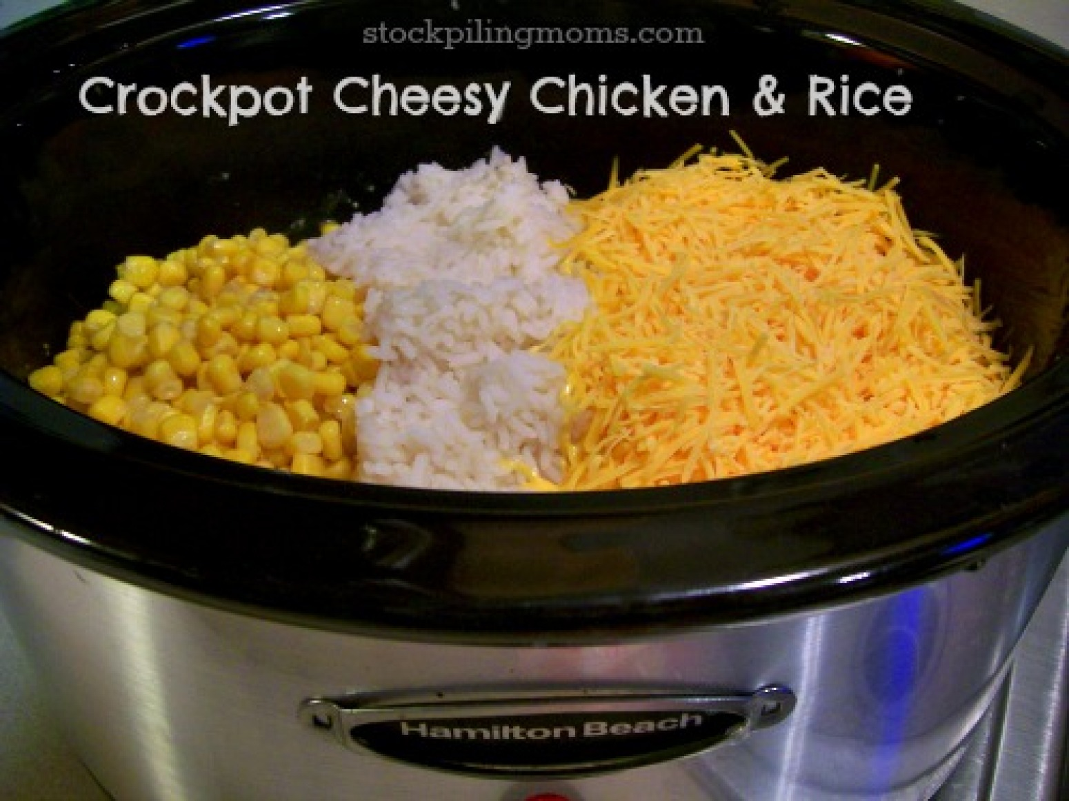 Crock-Pot Pesto Chicken. This recipe for Crock-Pot Pesto Chicken was originally a reader recipe sent to us from Amy M.. We love it when readers send us their recipes, however they often do not contain photos of the finished product.