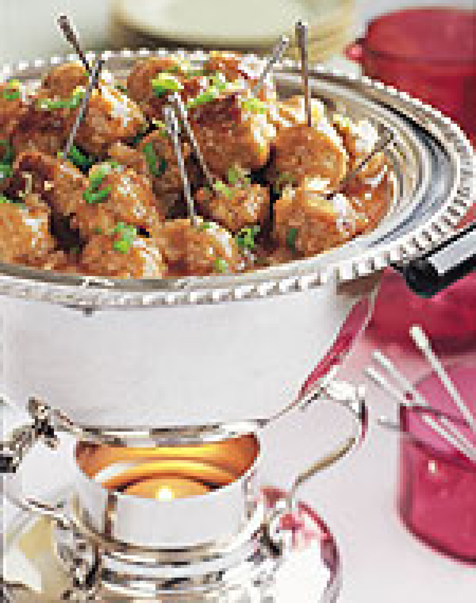 Sweet-and-Sour Pork Meatballs Recipe 2 | Just A Pinch Recipes