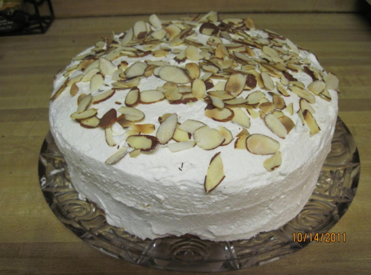 Cake De Nata Cubano