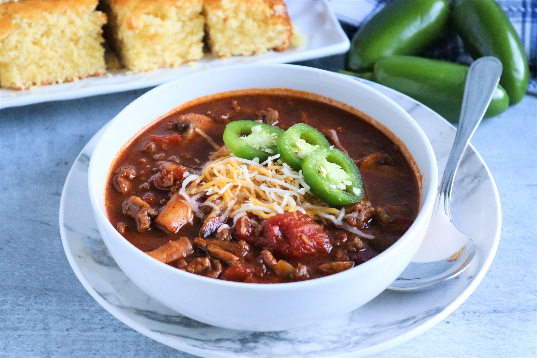 My Triple Cook-Off Winning Chili Recipe