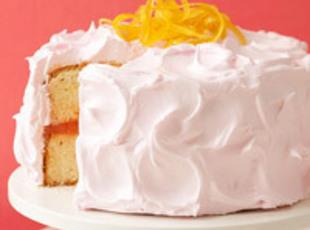 Pink Lemonade Cake Recipe