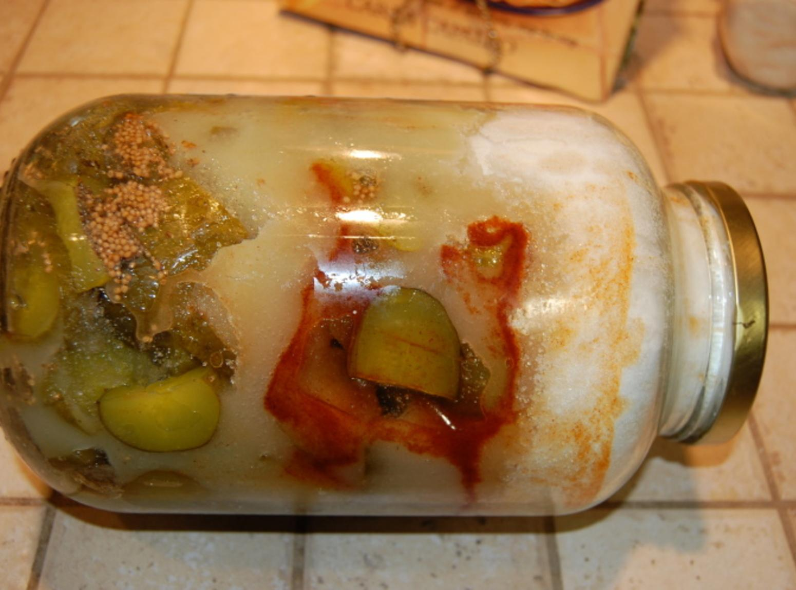 Fire and Ice Pickles Recipe