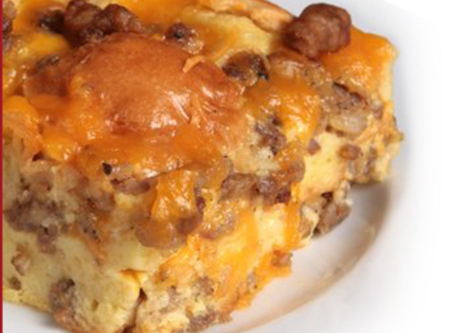 Sausage Breakfast Casserole Recipe   Just A Pinch Recipes