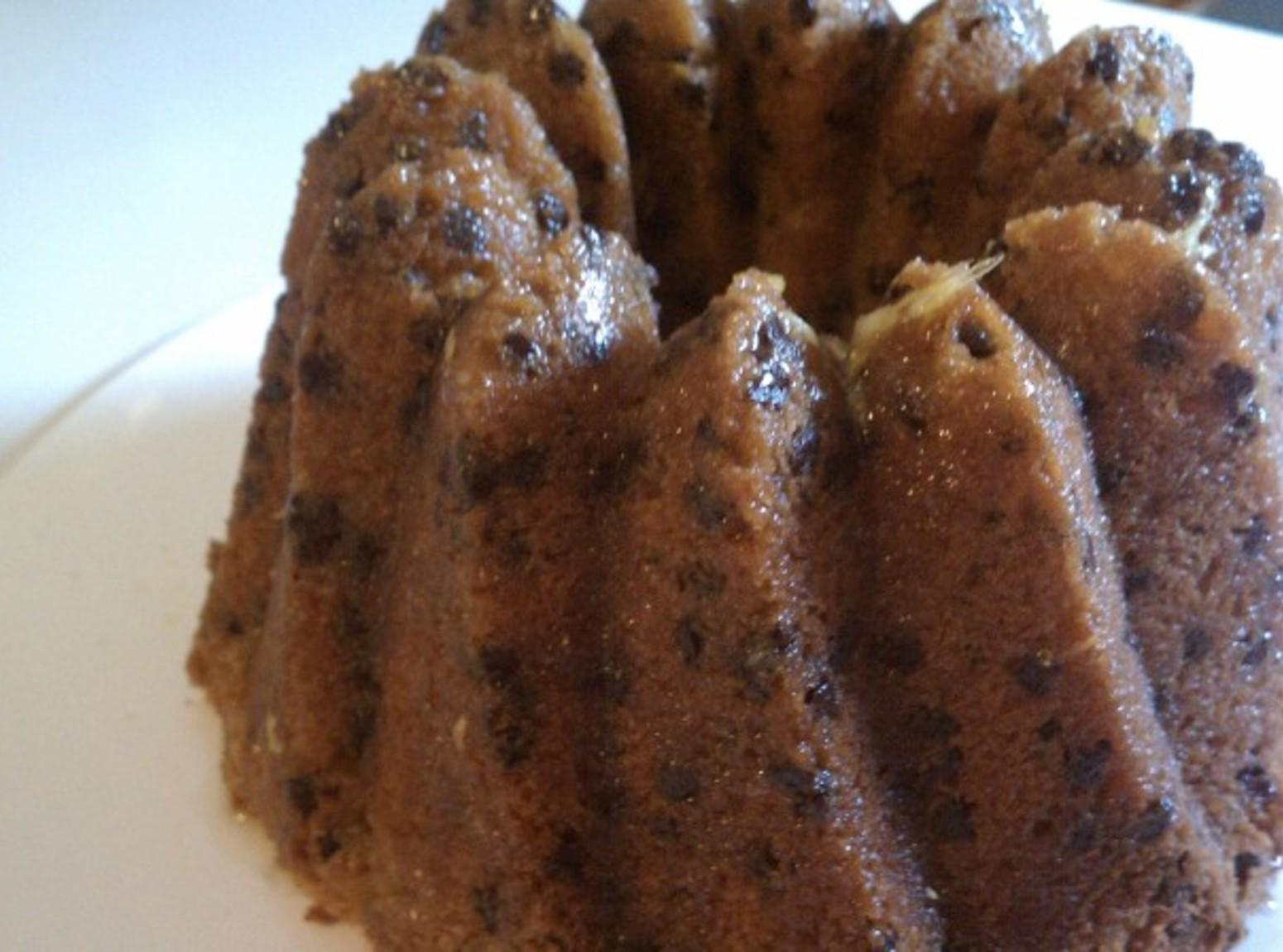 Orange Chocolate Chip Bundt Cake Recipe | Just A Pinch Recipes