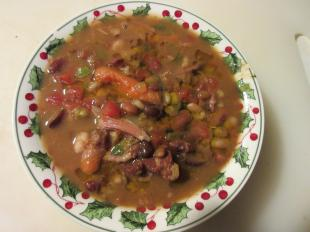 Complicated Bean Soup