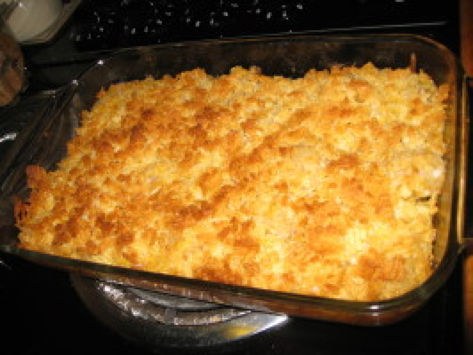 Easy amp quick tater tot casserole recipe just a pinch recipes
