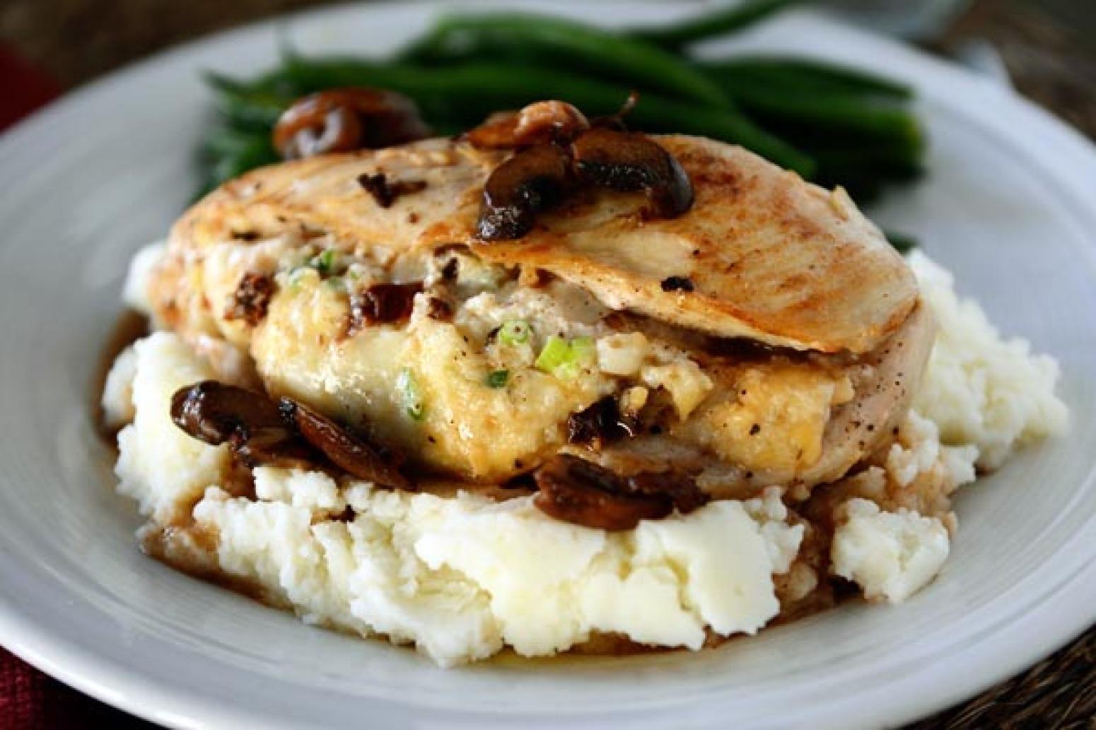 Stuffed Chicken Marsala Recipe 4 Just A Pinch Recipes
