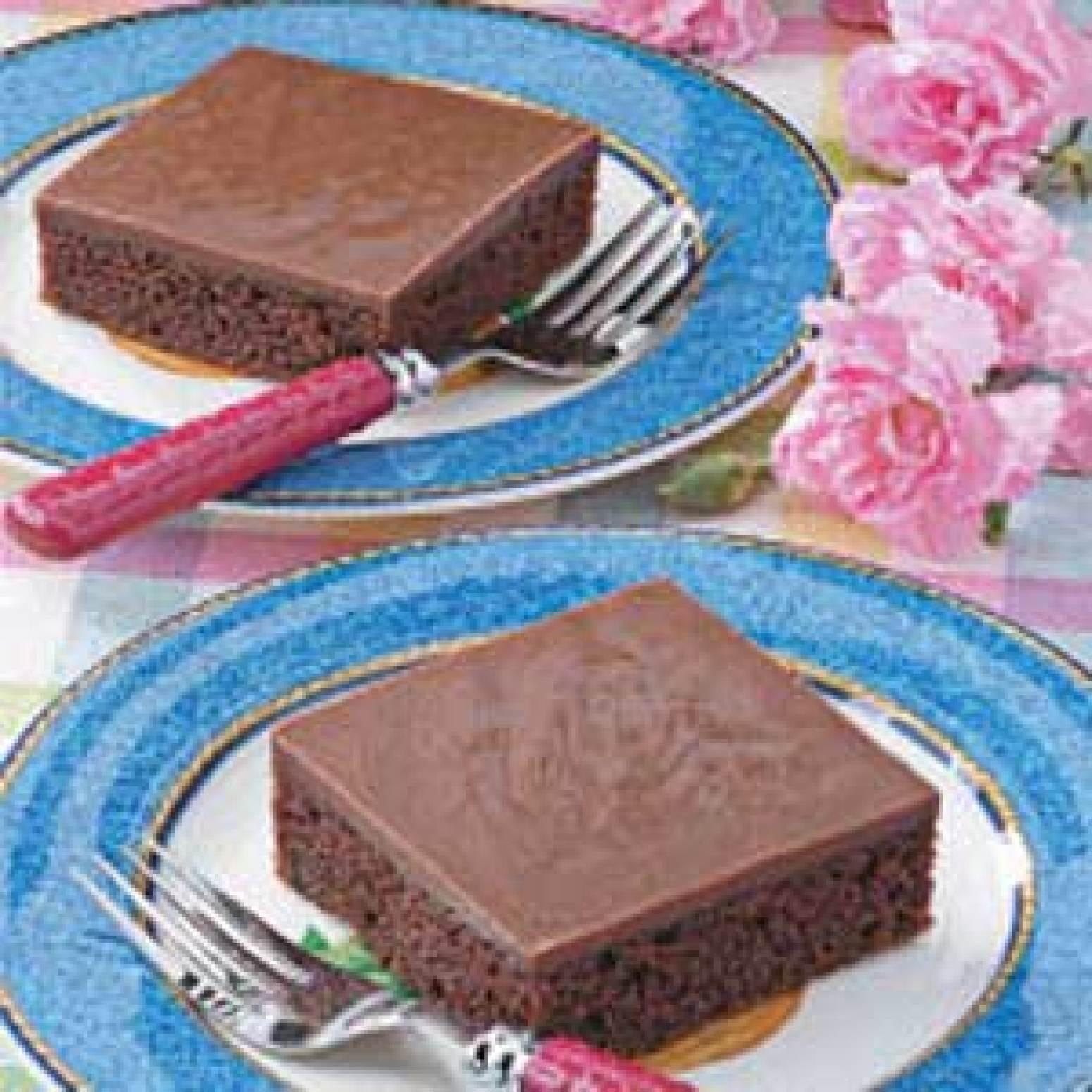 Texas Sheet Cake Icing