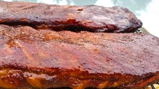 Meet Me In St Louis Apple Whiskey Smoked Ribs Recipe