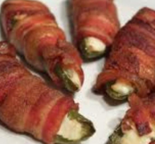 Double Pepper Jalapeno Poppers Recipe
