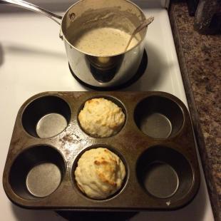 Miscuits & Gravy Recipe
