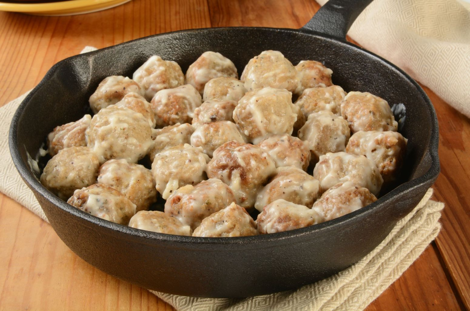 Ikea Swedish Meatballs Recipe 4   Just A Pinch Recipes