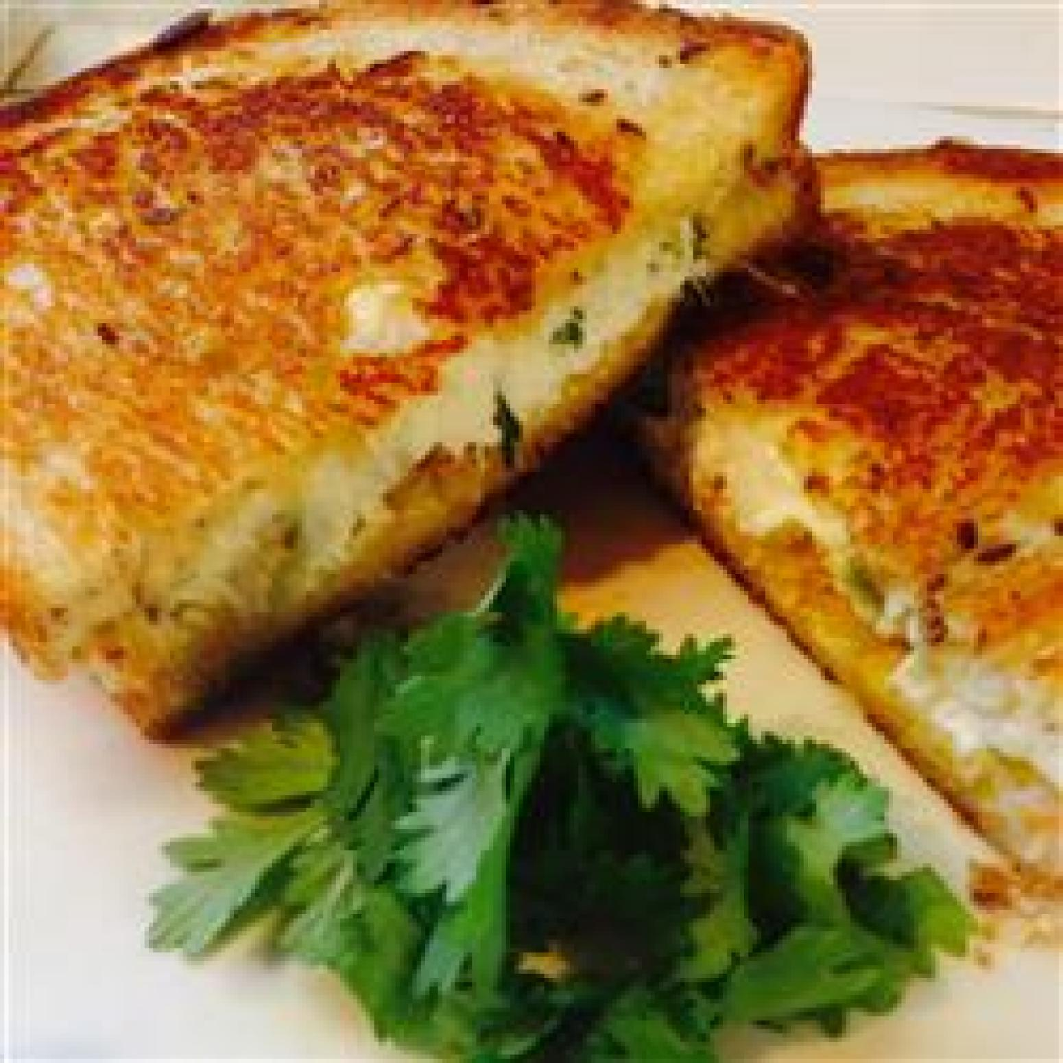Jalapeno Popper Grilled Cheese Sandwich Recipe | Just A ...