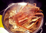 Steamed Snow Crab Legs` Recipe