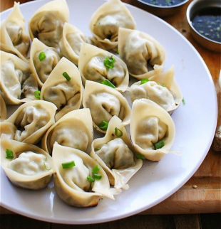 Scrumptious Shrimp Wontons Recipe