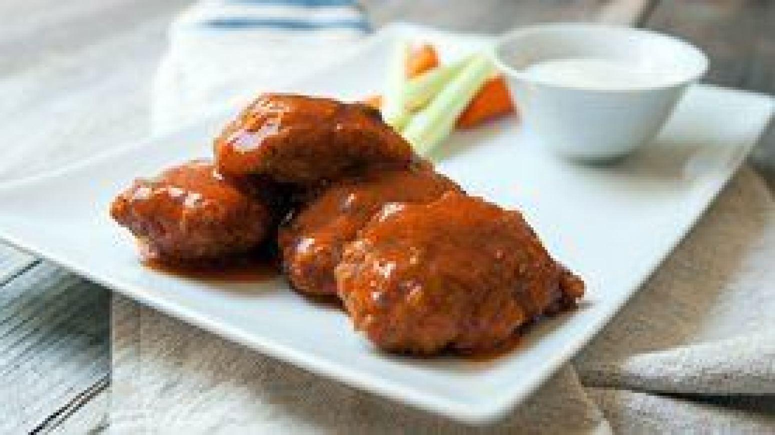 Easy Boneless Buffalo Wings Recipe | Just A Pinch Recipes