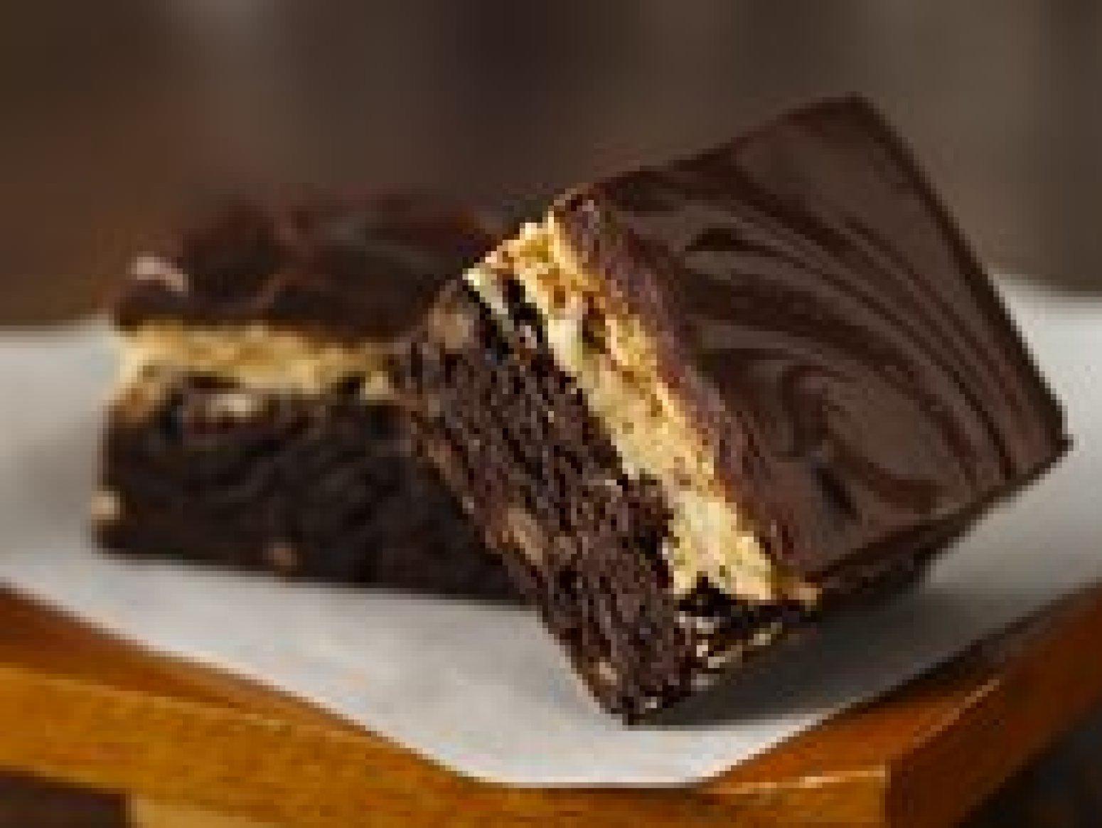 GlutenFree Peanut Butter Truffle Brownies Recipe 2 | Just ...